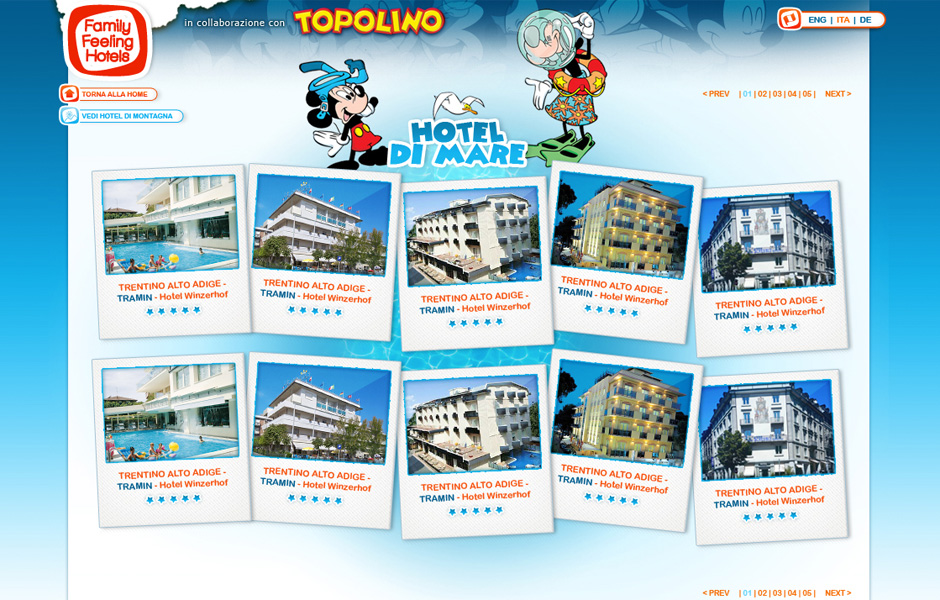 Disney-Family Feelings Hotels